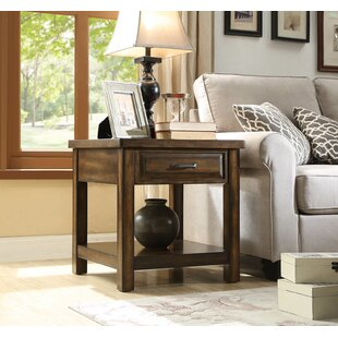 Digennaro End Table by Darby Home Co Comparison
