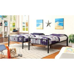 Top Reviews Cora Twin over Twin Bunk Bed by Harriet Bee Reviews (2019) & Buyer's Guide