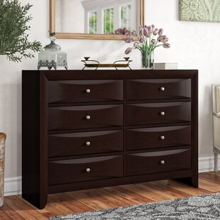 Archer 8 Drawer Double Dresser
