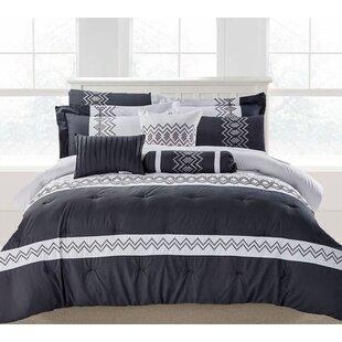 Brandie 9 Piece Comforter Set by Latitude Run