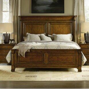 Hooker Furniture Bella Queen Panel Bed