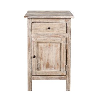 Searching for Karmakar End Table with Storage By Highland Dunes