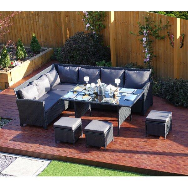 Rattan Cube Garden Furniture | Wayfair.co.uk