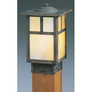 Comparison Mission Outdoor 1-Light Lantern Head By Arroyo Craftsman