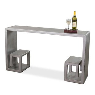 Lucky Drawing Console Table By Sarreid Ltd