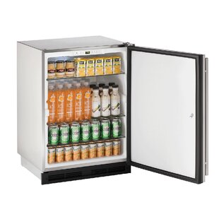 1000 Series Stainless Outdoor Reversible 20 5.2 cu. ft. Undercounter Refrigeration by U-Line