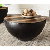 Mclin Drum Coffee Table by Loon Peak®