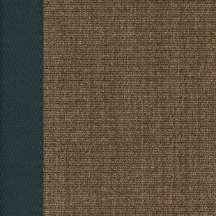 Affordable Bafford Hand-Woven Black Area Rug ByWinston Porter