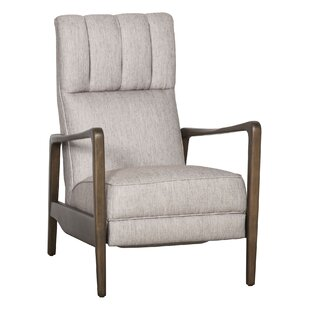 Wyndham 3 Way Leather Manual Glider Swivel Recliner By Fairfield Chair