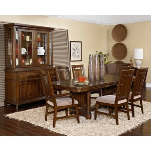 Broyhill® Estes Park 7 Piece Counter Height Extendable Dining Set
