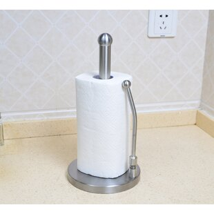 Free Standing Paper Towel Holder