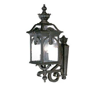 Applebaum 3-Light Outdoor Sconce by Astoria Grand