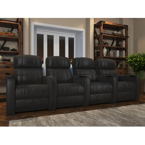 Diesel XS950 Home Theater Recliner (Row of 4) by Octane Seating