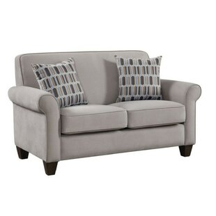 Heflin Loveseat by Alcott Hill