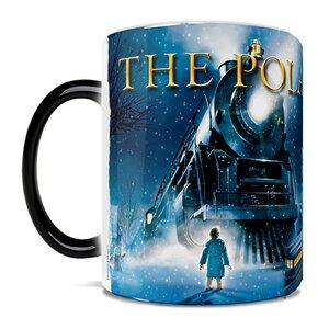 The Polar Express Sleigh Ride with Santa Heat-Sensitive Coffee Mug