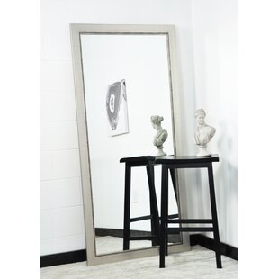Reviews Woodruff Silver Vintage Tall Vanity Wall Mirror ByOrren Ellis