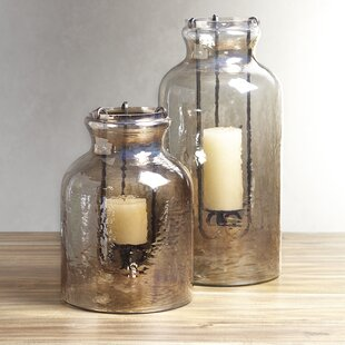 Elegant Floating Candle Lantern