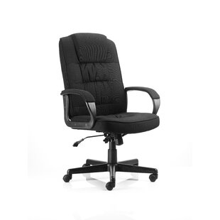 Deluxe High-Back Executive Chair By Ebern Designs