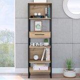 Gavyn Slim Standard Bookcase by Foundry Select