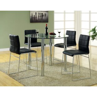 Rockaway 24.5 Bar Stool (Set of 2)
