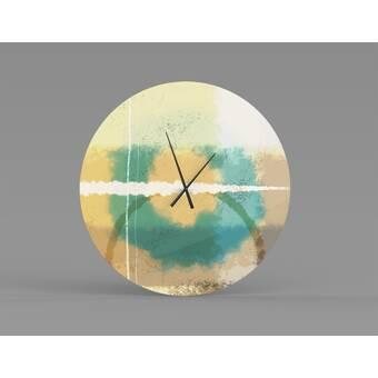 Red Barrel Studio Kymani Wall Clock Wayfair