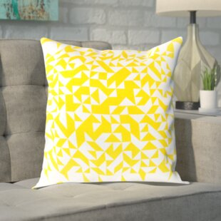 Justus Cotton Throw Pillow Cover by Langley Street Cool