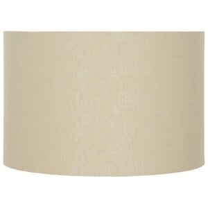 35.56cm Linen Drum Lamp Shade