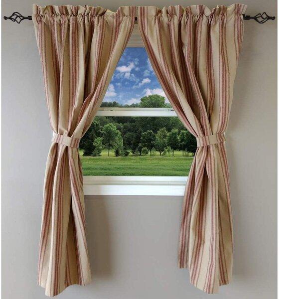 Feed Sack Curtains Wayfair