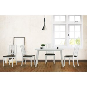 Baxton Studio Baxton 5 Piece Dining Set by Wholesale Interiors