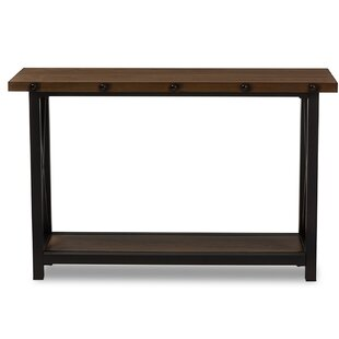 Chevy Console Table by Williston Forge