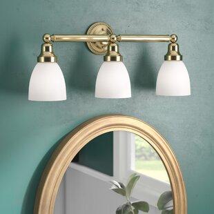 Weishaar 3-Light Vanity Light by Charlton Home