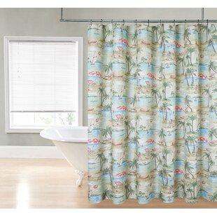 Delanie Shower Curtain by Bayou Breeze