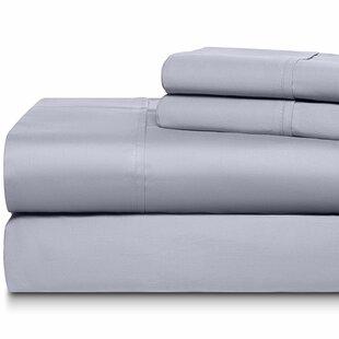 Darby Home Co Jessa Hotel Luxury 500 Thread Count 100% Cotton Sheet Set