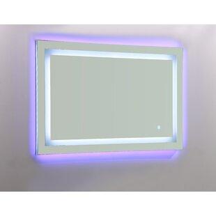 Buy clear Lighted Bathroom/Vanity Mirror ByVanity Art