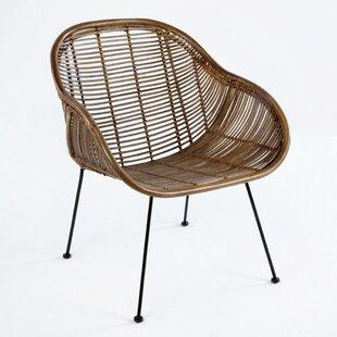 Pritchett Tub Chair By Bay Isle Home