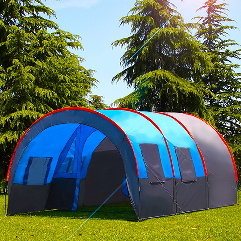Americans Portable Outdoor Large 10 Person Tent