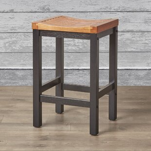 Hinton Bar Stool by Breakwater Bay