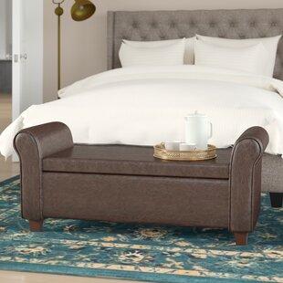 Find Ellison Fabric Storage Bench ByThree Posts