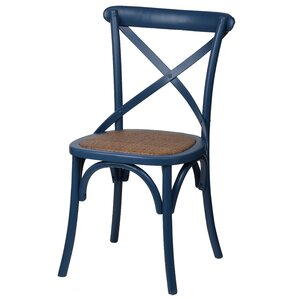 Benicia Solid Wood Dining Chair by Beachc..