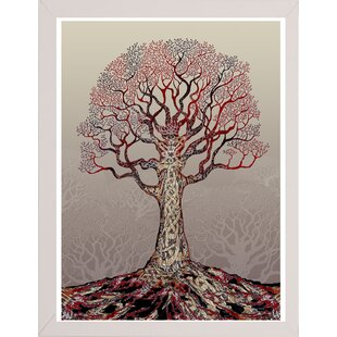 Celtic Tree Of Life Wall Art Wayfair