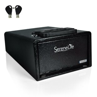 SereneLife Security Safe with Electronic Lock