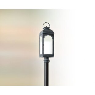 Surrey Outdoor 1-Light Glass Shade Lantern Head by Darby Home Co