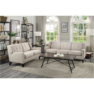 Reviews Elmer Configurable Living Room Set by George Oliver Reviews (2019) & Buyer's Guide
