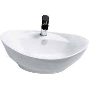 Cassellie 60 cm Aufsatzwaschbecken