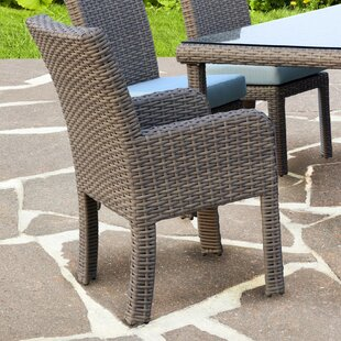 Spicewood Patio Dining Chair with Cushion