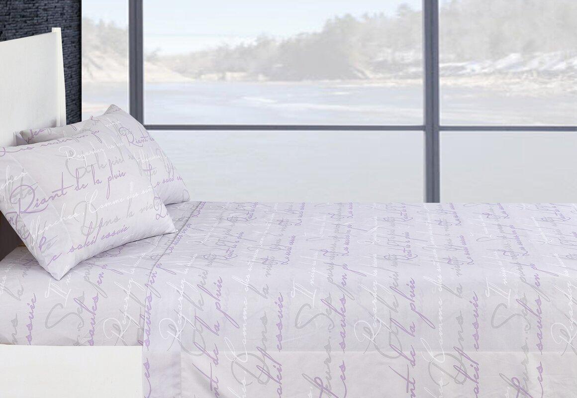 ... 9 Piece Bedroom Set By Casa Canterbury 9 Piece Reversible Comforter Set  U0026 Reviews Wayfair ...