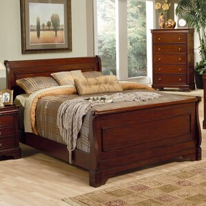 victor sleigh bed - Twin Sleigh Bed