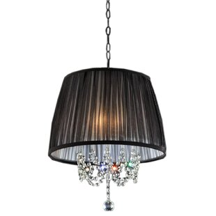 ORE Furniture Eclipse 3-Light Pendant