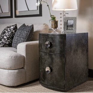 Best Choices Signature Designs End Table by Artistica Home