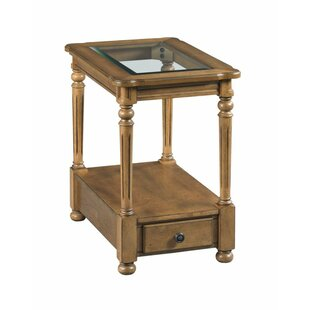 Serena End Table with Storage